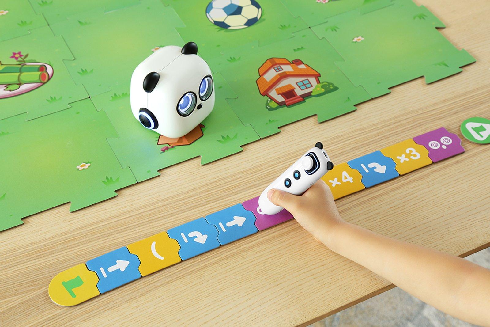 mTiny robot : Codage sans écran pour les enfants