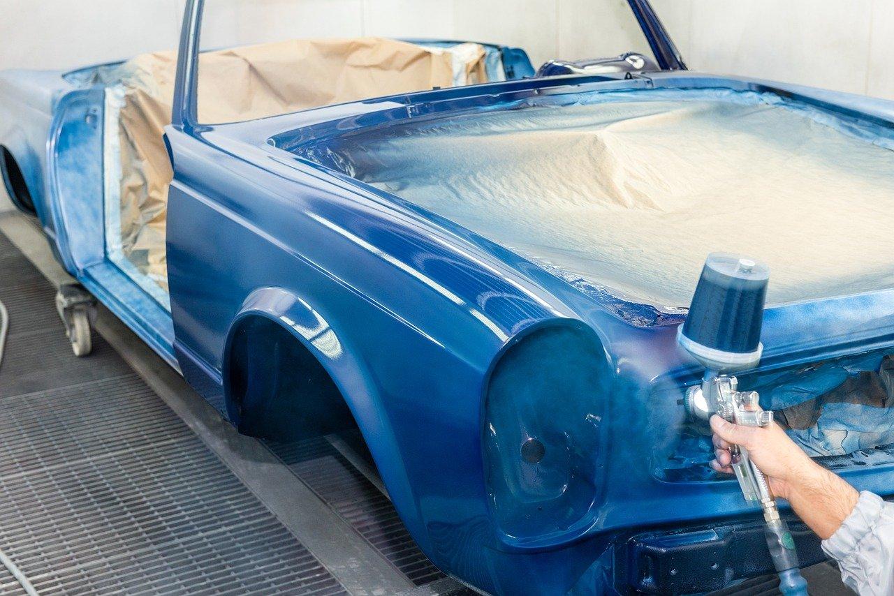 Retouche peinture auto : Voici la meilleure façon d'utiliser la peinture de retouche