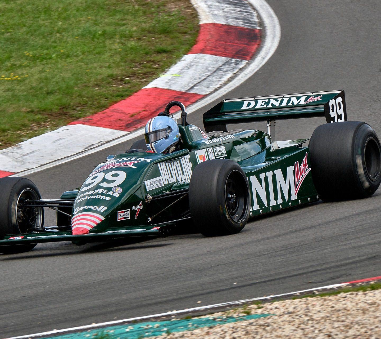 9 Courses de Formule 1 mémorables au Nürburgring